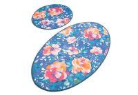 Набор ковриков для ванной Chilai Home. Flowerpot Djt