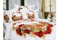 La Scala, комплект постельного белья АВ-129 сатин фотопринт