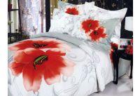 La Scala, комплект постельного белья АВ-141 сатин фотопринт