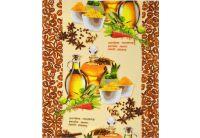 Вафельное кухонное полотенце Home Line. 133783