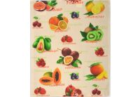 Вафельное кухонное полотенце Home Line. 135107