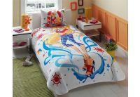 Детский набор с покрывалом TAC. Winx Stella Ocean