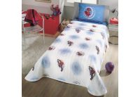Детское летнее постельное белье TAC. Spiderman