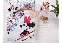 Постельное белье TAC. Disney M&M Dotty (простынь на резинке)