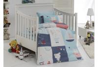 Постельное белье в детскую кроватку Best Class. Приключения Тома