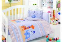 Постельное белье в детскую кроватку Best Class. Друзья