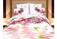 La Scala, комплект постельного белья АВ-203 сатин фотопринт