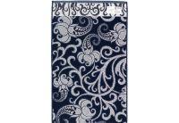 Махровое полотенце Речицкий текстиль. ХАСКИ синее
