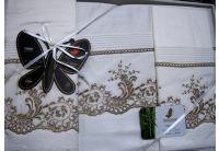 Постельное белье Mariposa. Bonjorno Nuans gold