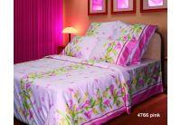 Home Line 4766, розовый, сатин