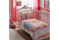 Постельное белье в детскую кроватку TAC. Tom and Jerry Baby Girl
