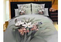 La Scala, комплект постельного белья АВ-095 сатин фотопринт