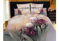 La Scala, комплект постельного белья АВ-096 сатин фотопринт