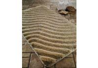 Коврик для ванной Confetti. Halikarnas kemik, прорезиненный 60х100 см