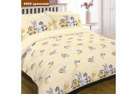 Постельное белье в детскую кроватку Viluta. 9509 кремовый