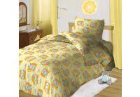 """Тотошка, комплект постельного белья """"Кошки-мышки"""", размер 1,5 спальный, бязь"""