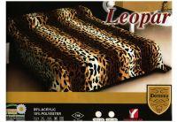 "Плед Dormina ""Leopard"""