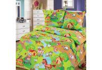 Детское постельное белье Kidsdreams. Teen 150 Веселая ферма