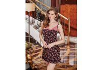 Комплект ночная сорочка женская с трусиками  BERRAK. 8012