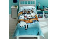 "Плед  детский TAC ""Bugs Bunny"", размер 160х220"