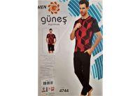 Пижама мужская GUNES. 4744