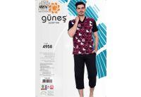 Пижама мужская GUNES. 4958