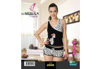 Комплект прогулочный майка и шорты  Nebula. 200H