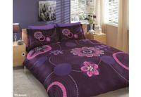 TAC, комплект Lotus фиолетового цвета, сатин De-Luxe