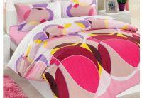 Altinbasak,  комплект белья Decorite Pink, бязь