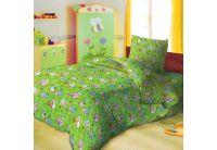 """Тотошка, комплект постельного белья """"Веселые овечки"""", 1,5 спальный, бязь"""