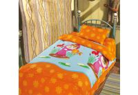 Десткое постельное белье Непоседа. Золотая рыбка