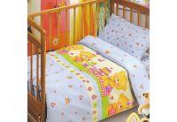 Детское постельное белье Непоседа. Мишутки 2