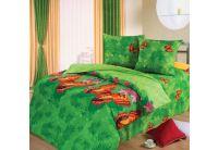 Любимый Дом, комплект Махаон зеленый, бязь