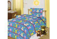 """Тотошка, комплект постельного белья """"Лунатики"""", размер 1,5 спальный, бязь"""