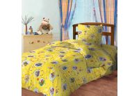 """Тотошка, комплект постельного белья """"Любимые стихи"""", размер 1,5 спальный, бязь"""