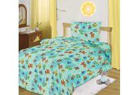 """Тотошка, комплект постельного белья """"Остров сокровищ"""", размер 1,5 спальный, бязь"""