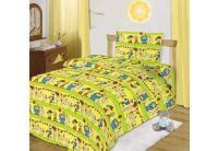 """Тотошка, комплект постельного белья """"Сюрприз"""", размер 1,5 спальный, бязь"""