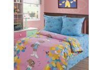 Непоседа, Соле Мио, 1,5-спальный комплект белья, бязь