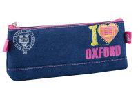 Пенал мягкий 1 Вересня YES. I love Oxford, косметичка, 20,5*8,5*2,5