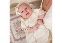 Рубашка крестильная Mimino baby. Традиция