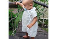 Песочник для мальчика Mimino baby. Даниэль белый