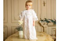 Рубашка крестильная  Mimino baby. Майя