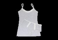 Комплект женская майка с шортами EGO. WSS-BL PEAS
