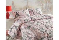 Покрывало стеганное Eponj Home. Pariscomfort A.lila, размер 200х220 см