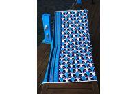 Пляжное полотенце Marie claire. Petrolina mavi, размер 75х150 см