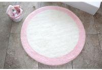Коврик для ванной Chilai Home. DONUT PINK круглый