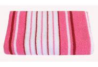Полотенце махровое SoundSleep. Розовое
