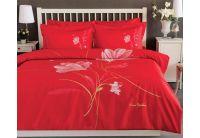 Постельное белье Pierre Cardin. Soulfull красного цвета