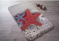 Коврик для ванной Confetti. Starfish Pink