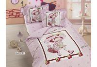 Постельное белье в детскую кроватку Arya. Sweety